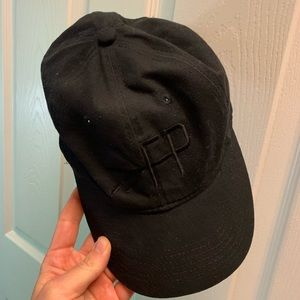 Freshly picked baseball cap